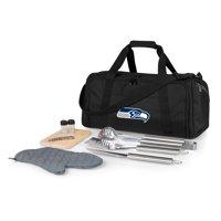 Seattle Seahawks BBQ Kit Cooler - Black