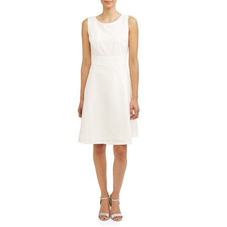 Rayon Crepe Dress - Women's Light Crepe Flowing Dress