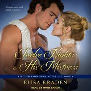 Twelve Nights as His Mistress - Audiobook