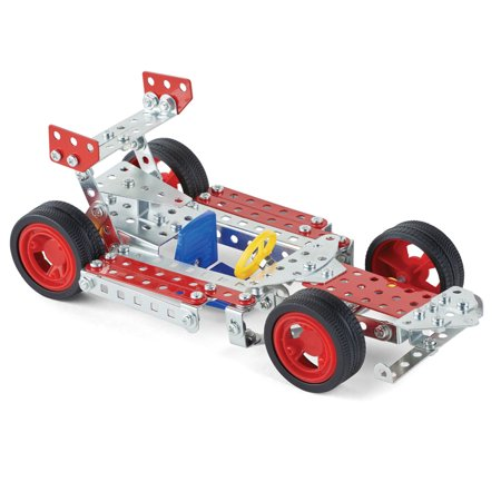 Boys Build Your Own Racing Car Kit, 159 Pcs (Best Car To Build For Racing)