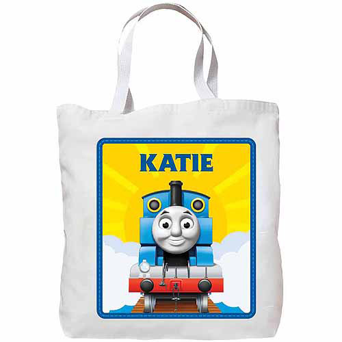 Personalized Thomas & Friends Sunshine Tote Bag