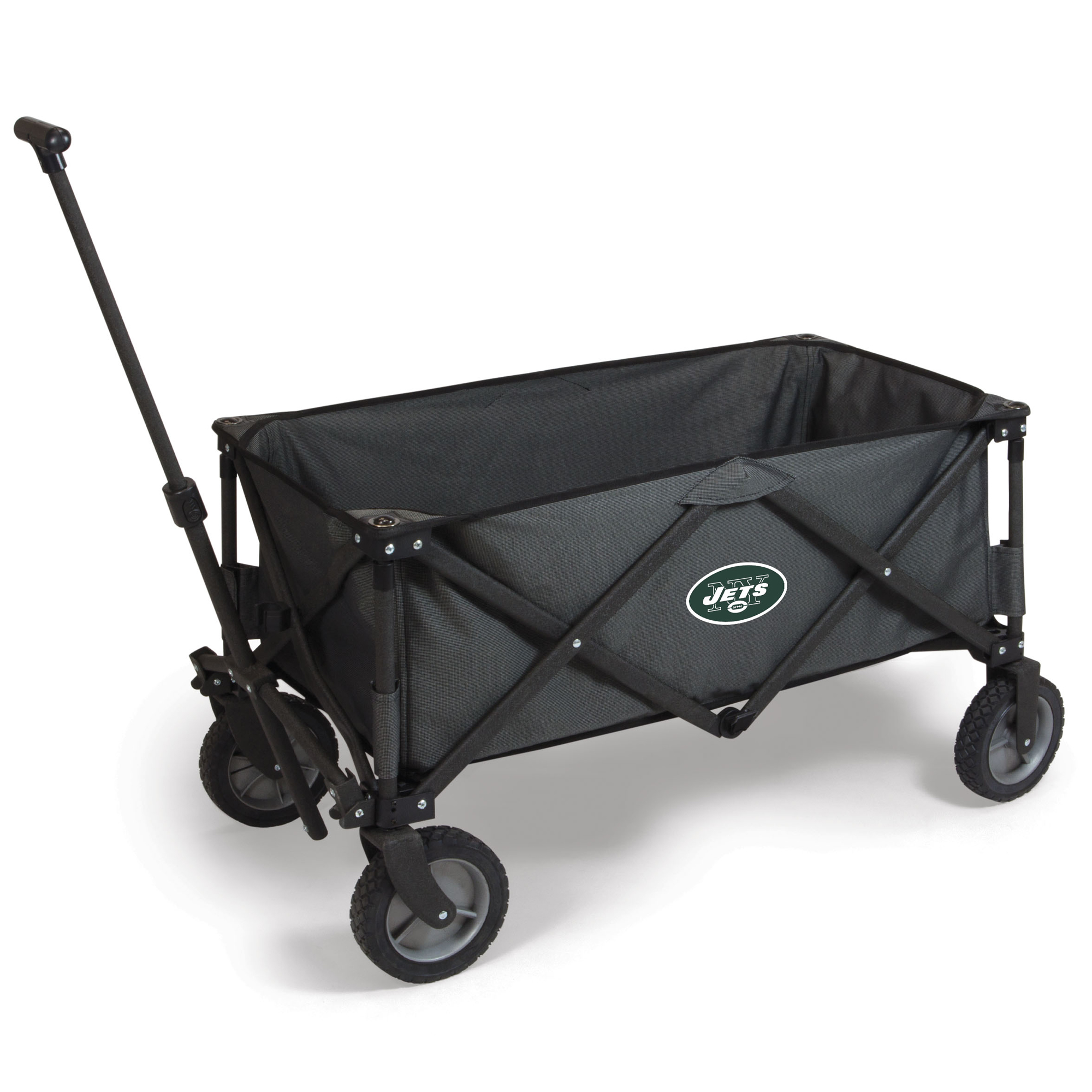 Los Angeles Rams Adventure Wagon Folding Utility Tailgate Wagon No Size by Picnic Time