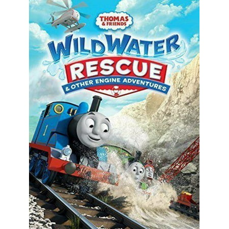 Thomas And Friends Thomas Halloween Adventures Dvd (Thomas and Friends: Wild Water Rescue and Other Engine Adventures)