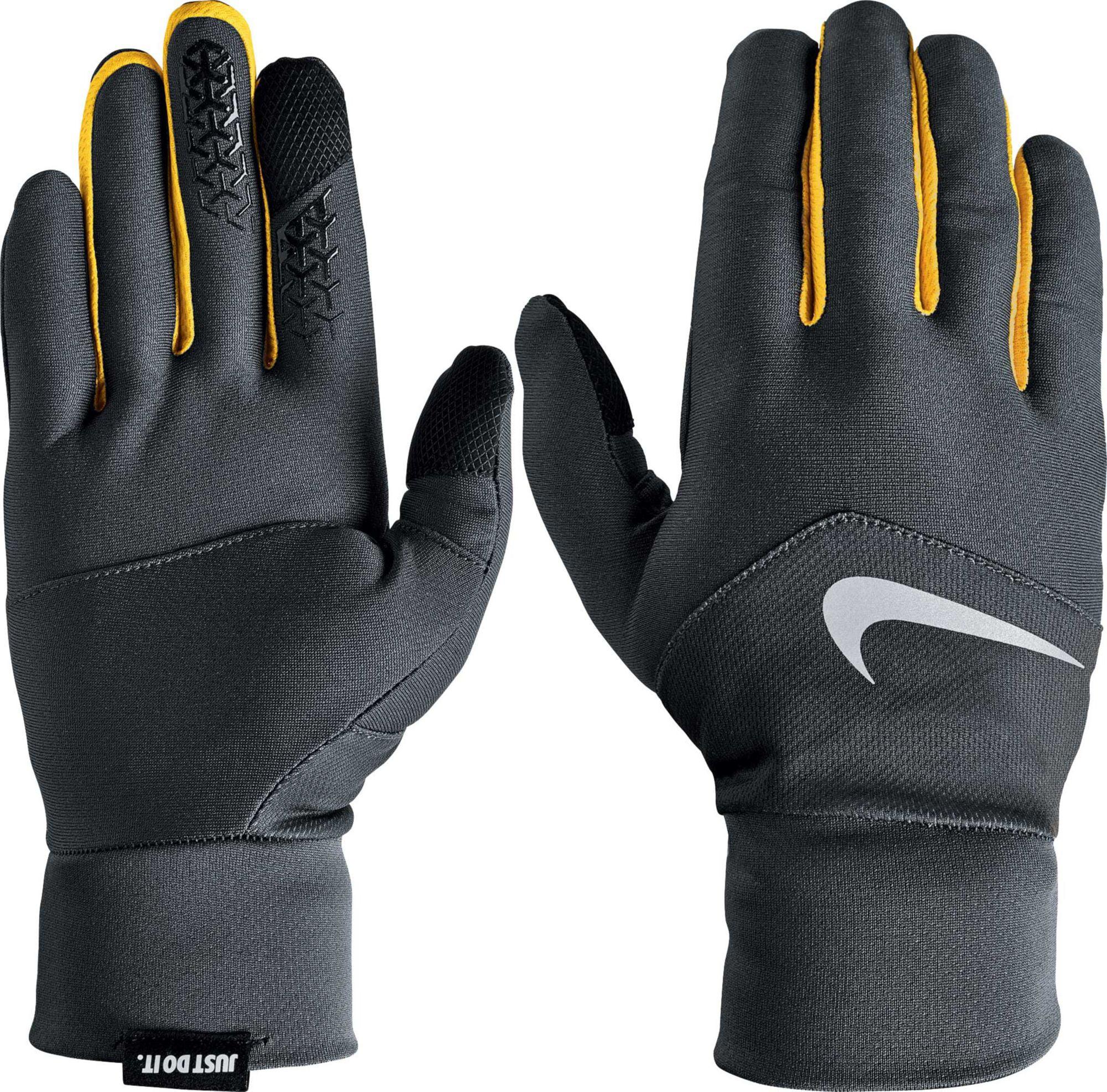 1e69ca18b0c6 Nike - Nike Men s Dri-FIT Tempo Run Gloves - Walmart.com
