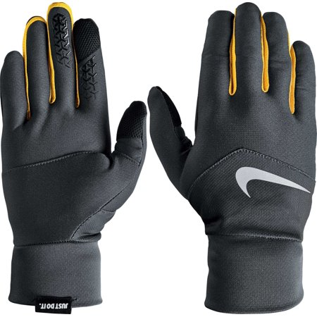 newest 75e34 b9e49 Nike - Nike Mens Dri-FIT Tempo Run Gloves - Walmart.com