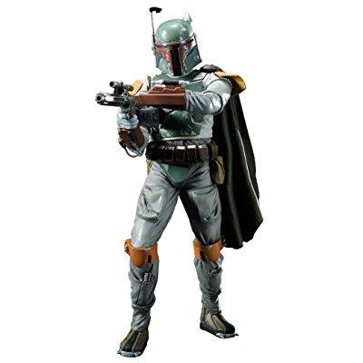 kotobukiya star wars: boba fett artfx+ statue (return of the jedi version) (Jedi Artfx Statue)