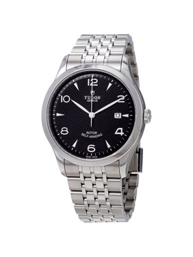 Tudor 1926 Automatic 41 mm Black Dial Stainless Steel Men's Watch 91650-0002