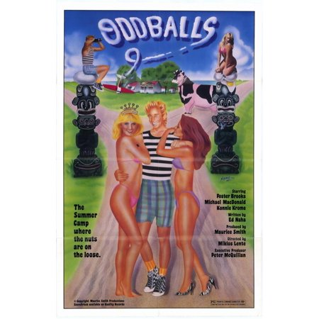 Oddballs POSTER Movie (27x40)
