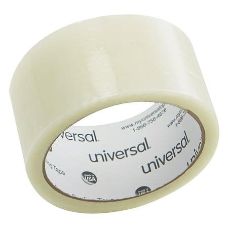 - Universal General Purpose Box Sealing Tape, 1.88 x 54.6yds, 3