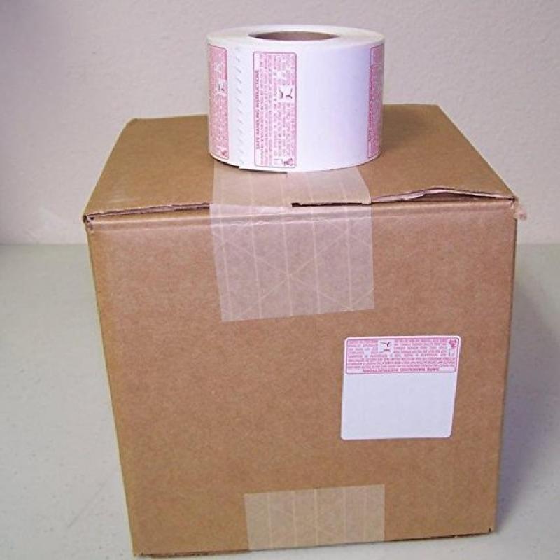 Tor Rey Safe Handling Thermal Label Standard for Torrey L...