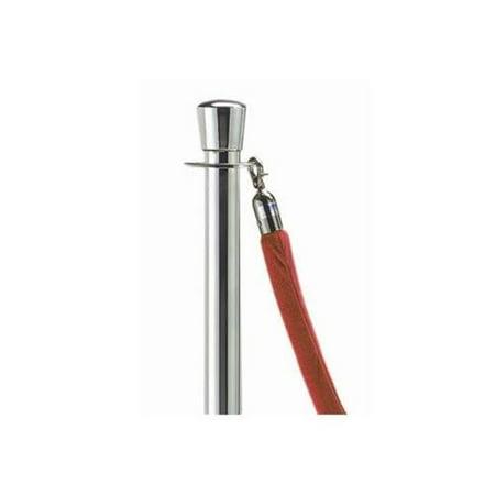 AARCO produits Tr-85 Form-A-Line 6 en. Velours corde rouge satin- - image 1 de 1