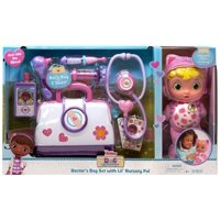 Disney Pet Rescue Doctor's Bag Set with Lil' Nursery Pal Playset [Lil' Kitty]