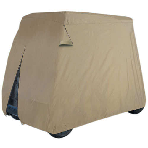 Classic Accessories Fairway Easy-On Golf Cart Storage Cover