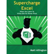 Super Charge Excel - eBook