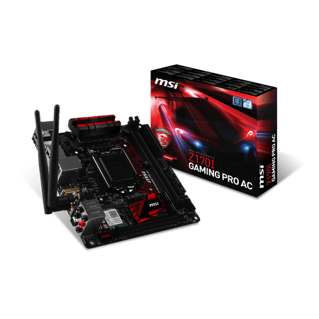 MSI Intel Z170I Gaming Pro AC