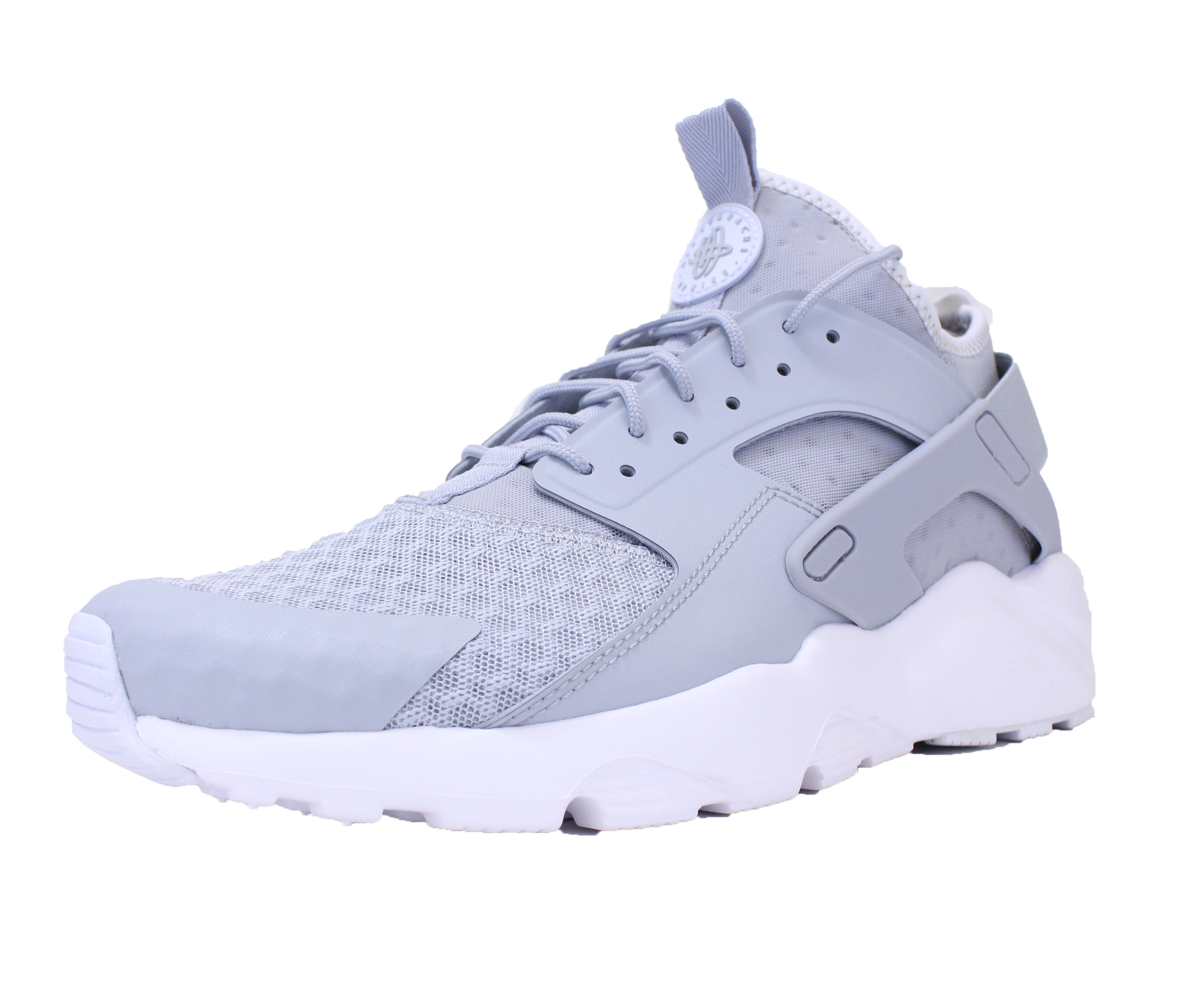 innovative design 34f76 c61e8 ... cheapest nike air huarache run ultra sz 11.5 wolf grey white running  shoe 819685 007 8bf59