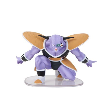 Dragon Ball Z Dramatic Showcase 2nd Season Vol. 1 Captain Ginyu PVC Figure