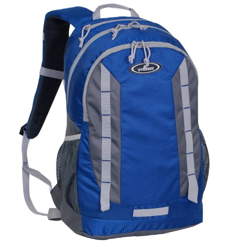 Everest Daypack, Blue, One Size