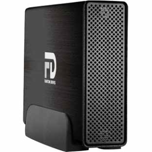 Fantom Drives Professional 4TB 7200RPM USB3.0/eSATA/Firew...