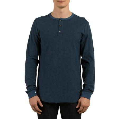- Volcom Moxie Long Sleeve Tee Smokey Blue