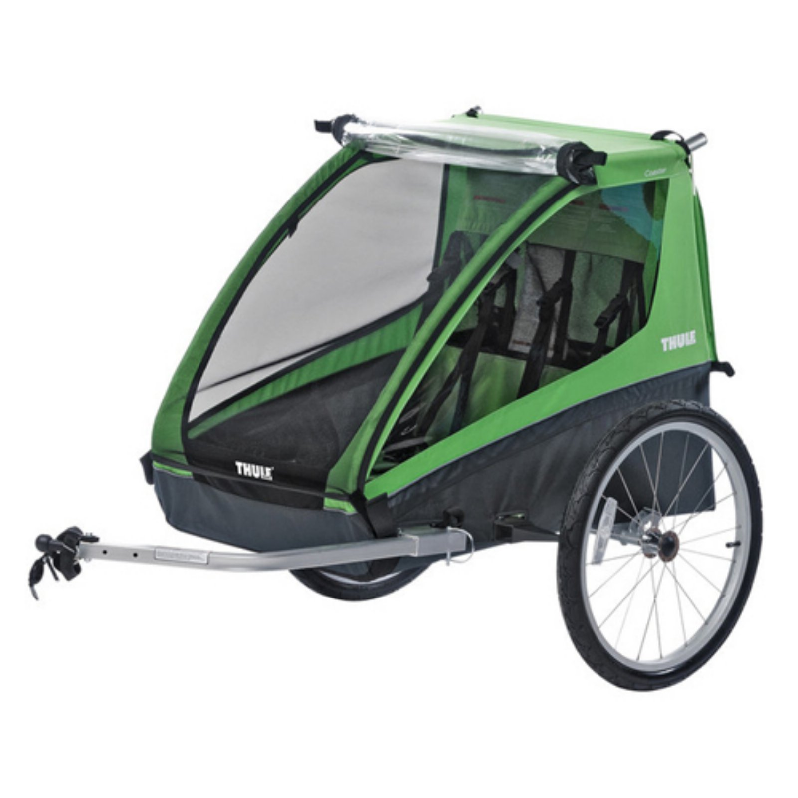 Thule Active with Kids Cadence Double Child Bicycle Trailer by Thule