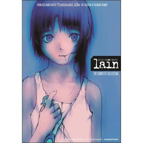Serial Experiments Lain: The Complete Collection (Blu-ray + DVD) (Japanese)
