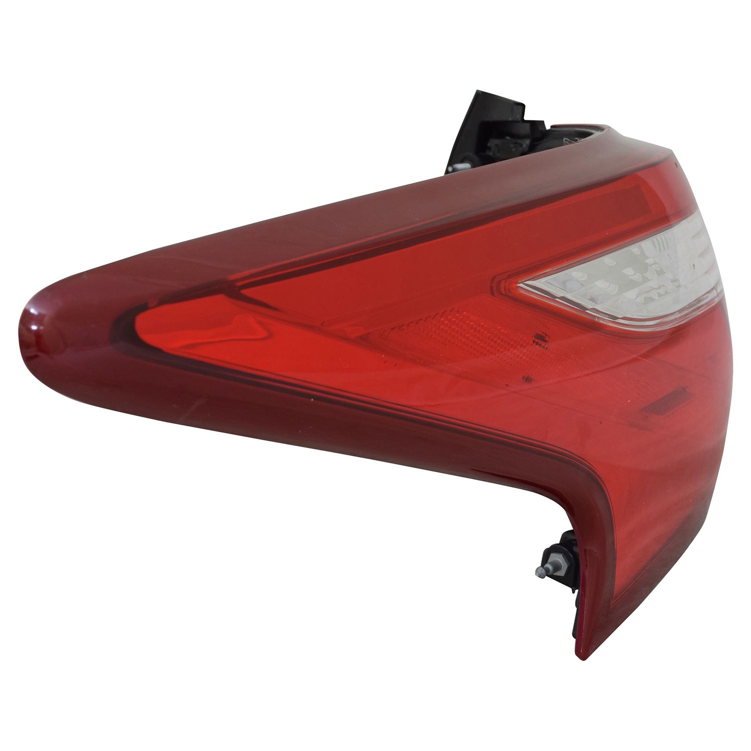 Left Go-Parts Driver for 2016-2017 Nissan Altima Tail Light Rear Lamp Assembly Replacement 26555-9HS0A NI2804106 Replacement
