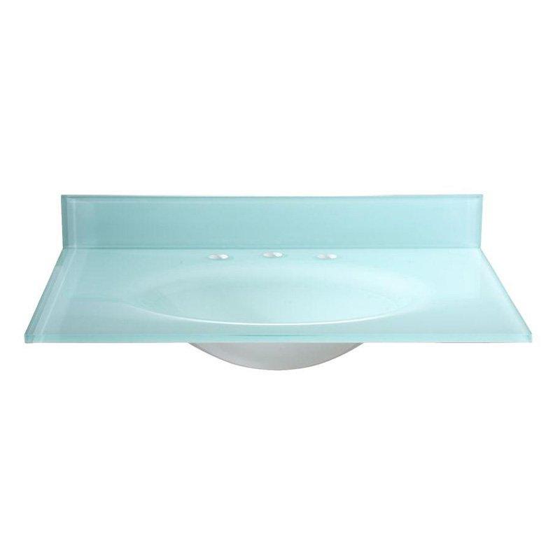 Tempered Glass Vanity Top, Glass Vanity Tops For Bathrooms