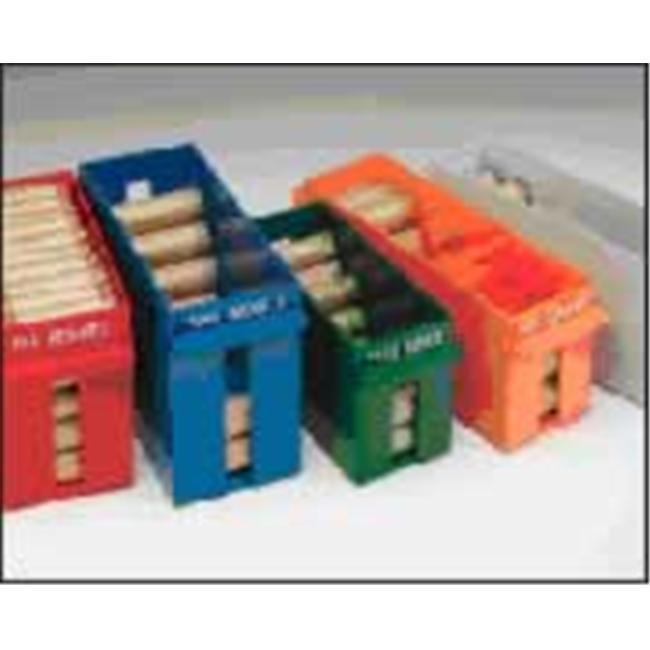 MMF 212072516 Extra Cap.  Coin Tray  for quarters Orange