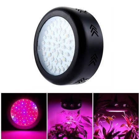 Hot Sale 150W LED Grow Light Round Lamp Red Blue IR UV High Power Full Spectrum For Garden Flowering Hydro Plant