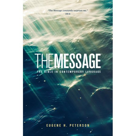 The Message Ministry Edition : The Bible in Contemporary Language - Bible Time Line
