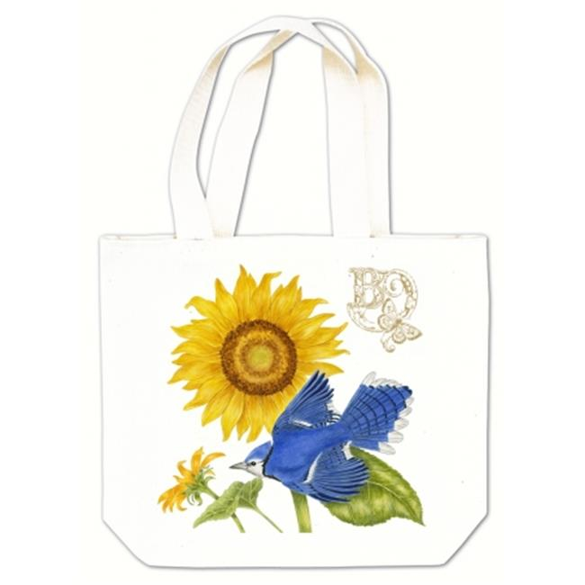 Alice's Cottage AC18453 Blue Jay Gift Tote