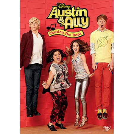 Austin & Ally: Chasing the Beat (DVD) (Ross Lynch And Laura Marano Love Story)