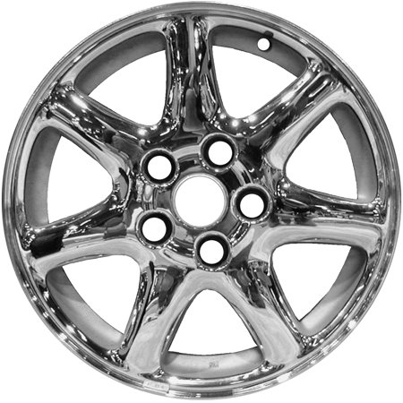 (1998-2004 Cadillac Seville  16x7 Aluminum Alloy Wheel, Rim Chrome Plated - 4539)