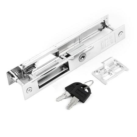 Glass Sliding Window Door Locks Mounted Latch (Best Sliding Glass Door Lock)