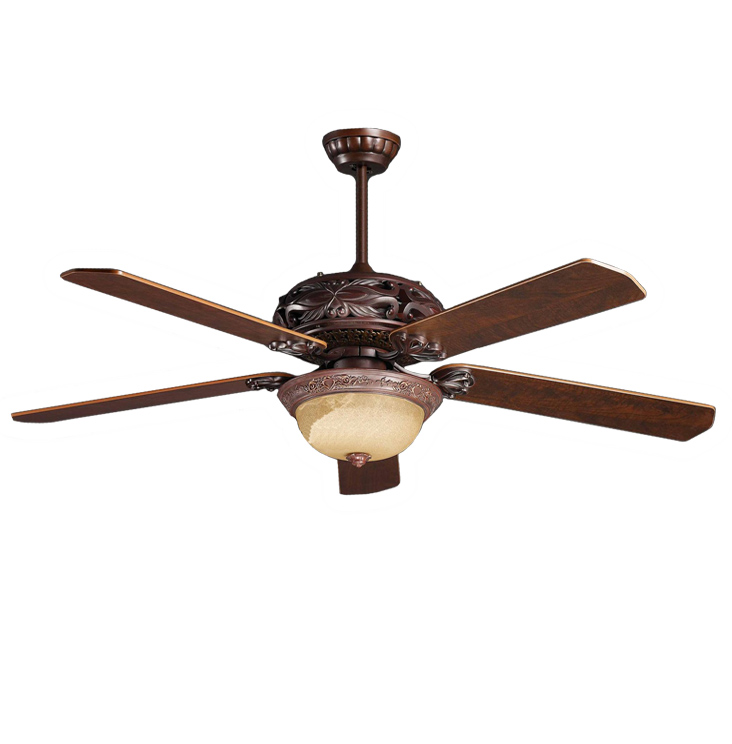 Topow 52YOF-3018 52 Inch Ceiling Fan With Remote Control ...