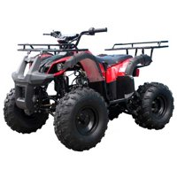 Kids 4-wheeler by FamilyGoKarts Red Spider TForce ATV