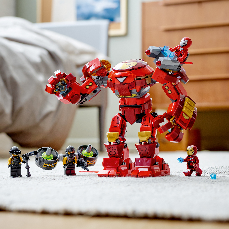 Lego 76153 Super Heroes Minifigur Minifig AIM Agent sh628 Avengers Neuware New