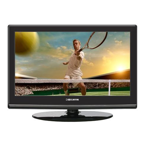 "Curtis LCD3708A 37"" 720p 60Hz LCD HDTV 1366 x 768 16:9 HDMI Refurbished by Proscan"