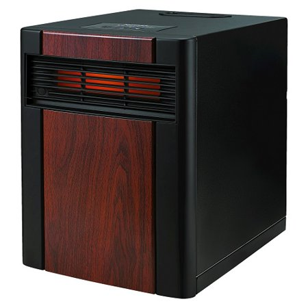 Holmes Infrared Heater, Wood Paneled,