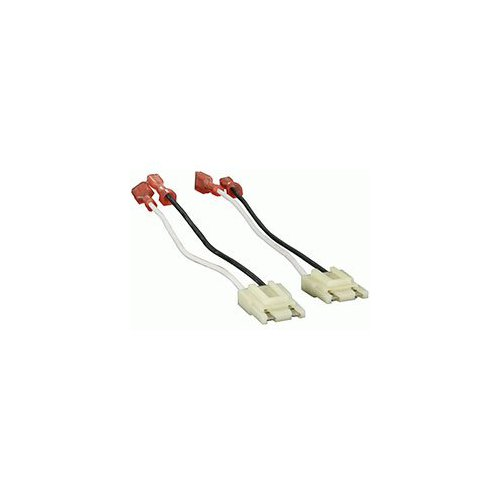 Metra 72-1002 Speaker Connectors for Jeep and Eagle Vehicles Multi-Colored