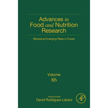 Biological Emerging Risks in Foods - eBook