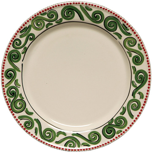 Thompson and Elm M.Bagwell 11'' Dinner Plate (Set of 4)