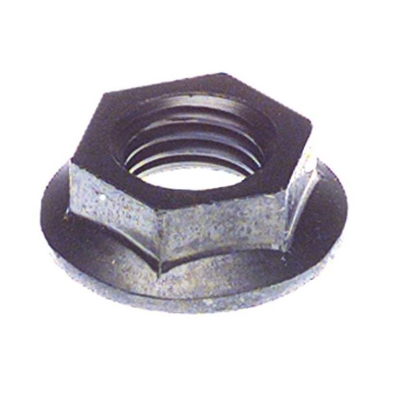 Sugino Nut 14Mm Bb Axle Nuts Black Each