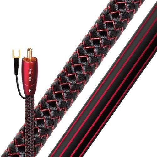 Audioquest Irish Red 2m Subwoofer Cable RCAs (Singl