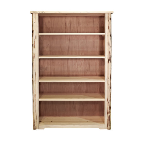 Montana Woodworks Montana 63'' Standard Bookcase