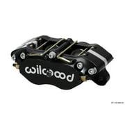 Wilwood Caliper-Dynapro 5.25in Mount 1.75in Pistons .81in Disc