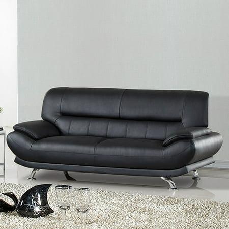 Acadia Collection - American Eagle International Trading Inc. Arcadia Leather Sofa