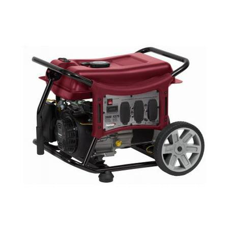 Powermate PC0143500 Portable Generator, Recoil Start, 3500-Watt