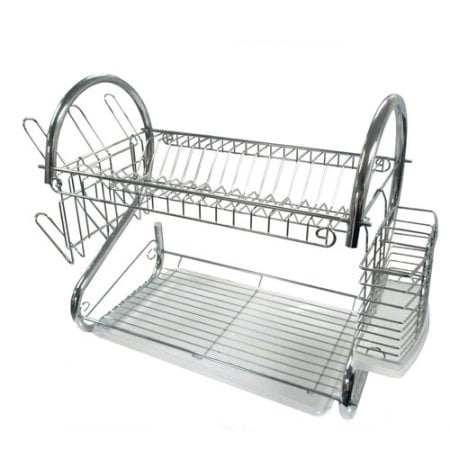 Better Chef 16-Inch Chrome Dish Rack by Better Chef